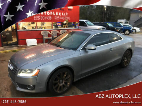 2011 Audi A5 for sale at ABZ Autoplex, LLC in Baton Rouge LA