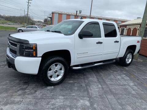 2010 Chevrolet Silverado 1500 for sale at Country Auto Sales Inc. in Bristol VA