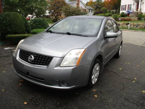 2009 Nissan Sentra for sale at Route 16 Auto Brokers in Woburn MA