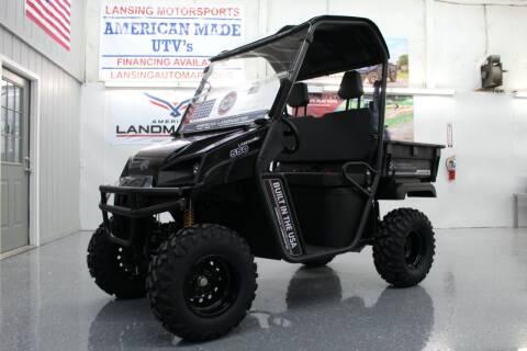 2020 AMERICAN LANDMASTER LANDSTAR 550 for sale at Lansing Auto Mart in Lansing KS