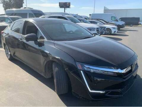 2018 Honda Clarity Plug-In Hybrid for sale at CENTURY MOTORS in Fresno CA