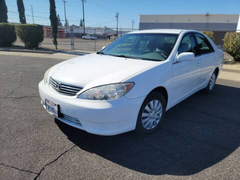 2005 Toyota Camry for sale at The Auto Barn in Sacramento CA