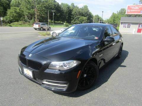 2014 BMW 5 Series for sale at Guarantee Automaxx in Stafford VA
