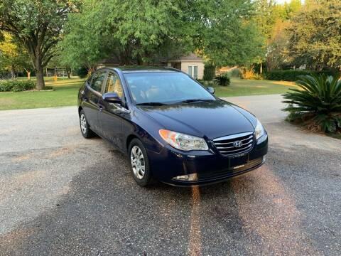 2010 Hyundai Elantra for sale at CARWIN MOTORS in Katy TX