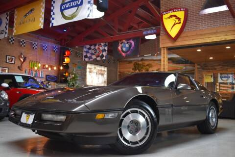 1985 Chevrolet Corvette for sale at Chicago Cars US in Summit IL