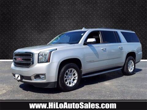 2016 GMC Yukon XL for sale at Hi-Lo Auto Sales in Frederick MD