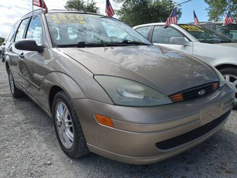 2003 Ford Focus for sale at AFFORDABLE AUTO SALES OF STUART in Stuart FL