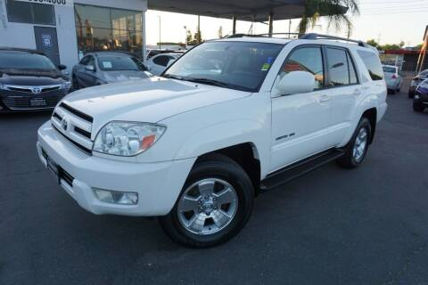 2005 Toyota 4Runner for sale at Industry Motors in Sacramento CA