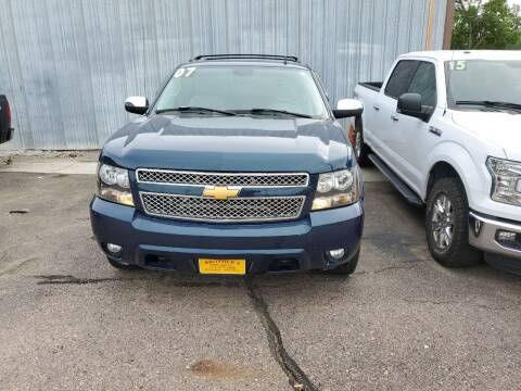 2007 Chevrolet Avalanche for sale at Brothers Used Cars Inc in Sioux City IA