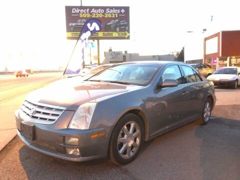 2005 Cadillac STS for sale at Direct Auto Sales+ in Spokane Valley WA