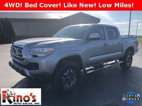 2021 Toyota Tacoma for sale at Rino's Auto Sales in Celina OH