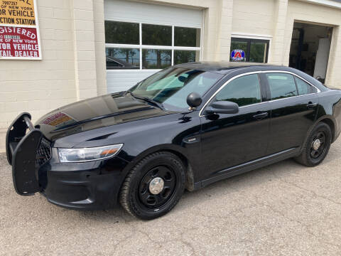 2016 Ford Taurus for sale at Ogden Auto Sales LLC in Spencerport NY