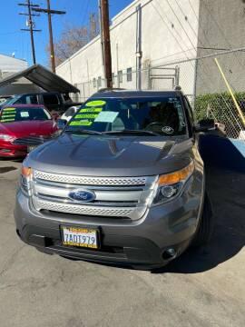 2013 Ford Explorer for sale at LA PLAYITA AUTO SALES INC - 3271 E. Firestone Blvd Lot in South Gate CA