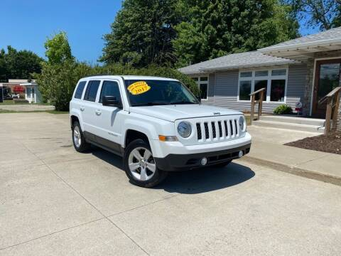 2017 Jeep Patriot for sale at 1st Choice Auto, LLC in Fairview PA
