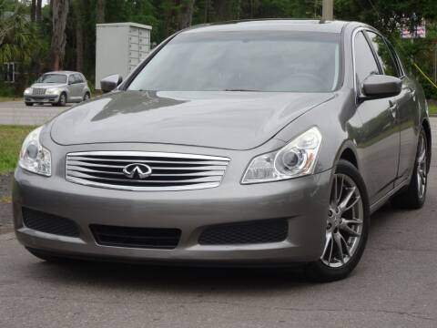 2009 Infiniti G37 Sedan for sale at Deal Maker of Gainesville in Gainesville FL