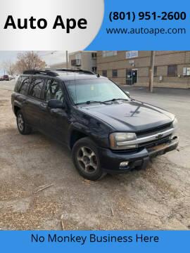 2006 Chevrolet TrailBlazer EXT for sale at Auto Ape in Salt Lake City UT