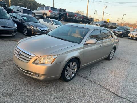 2006 Toyota Avalon for sale at Philip Motors Inc in Snellville GA
