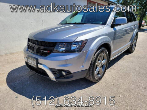 2016 Dodge Journey for sale at ADK AUTO SALES LLC in Austin TX