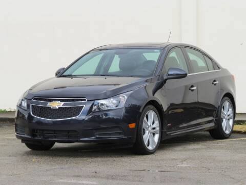 2015 Chevrolet Cruze for sale at DK Auto Sales in Hollywood FL
