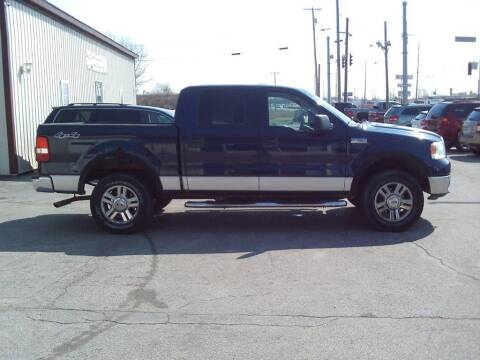 2006 Ford F-150 for sale at Settle Auto Sales STATE RD. in Fort Wayne IN