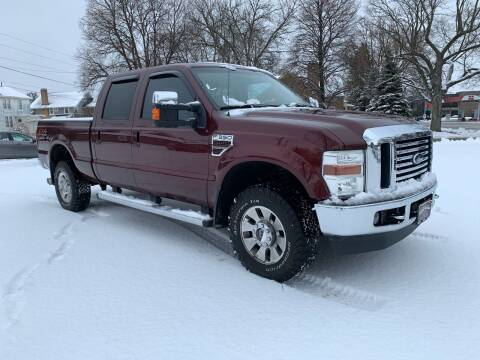 2010 Ford F-350 Super Duty for sale at BROTHERS AUTO SALES in Hampton IA