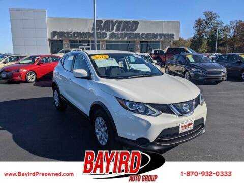 2019 Nissan Rogue Sport for sale at Bayird Truck Center in Paragould AR