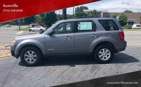 2008 Mazda Tribute for sale at Autoville in Kannapolis NC