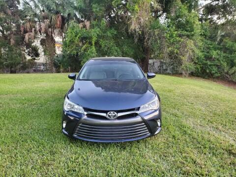 2015 Toyota Camry for sale at Florida Motocars in Tampa FL