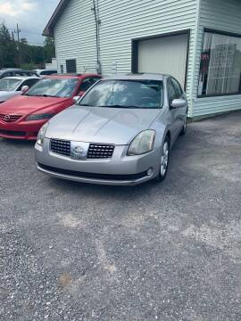 2006 Nissan Maxima for sale at Superior Auto Sales in Duncansville PA