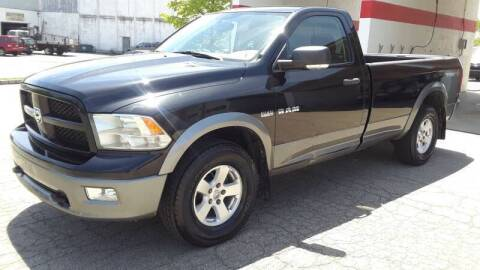 2010 Dodge Ram Pickup 1500 for sale at Jan Auto Sales LLC in Parsippany NJ