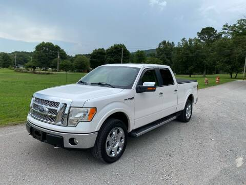 2010 Ford F-150 for sale at Tennessee Valley Wholesale Autos LLC in Huntsville AL