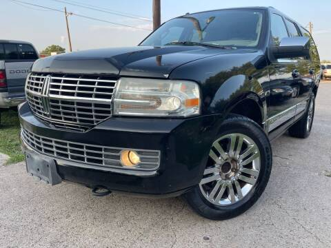2008 Lincoln Navigator for sale at Texas Select Autos LLC in Mckinney TX