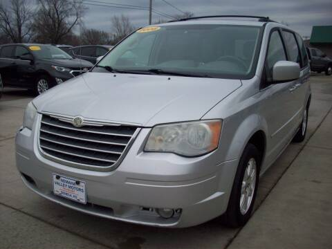 2008 Chrysler Town and Country for sale at Nemaha Valley Motors in Seneca KS