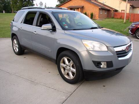 2007 Saturn Outlook for sale at Angelo's Auto Sales in Lowellville OH