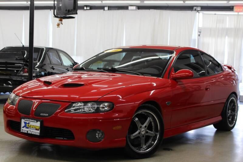 2006 Pontiac GTO for sale at Xtreme Motorwerks in Villa Park IL