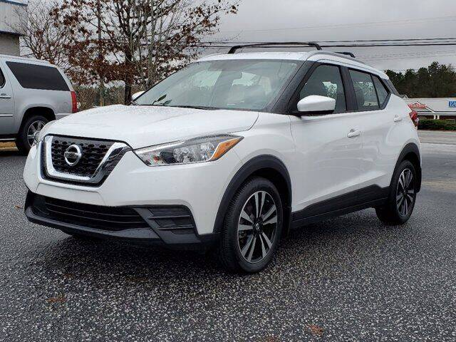 2019 Nissan Kicks for sale at Gentry & Ware Motor Co. in Opelika AL