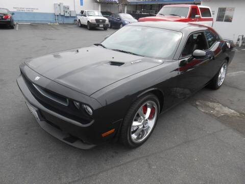 2010 Dodge Challenger for sale at ANYTIME 2BUY AUTO LLC in Oceanside CA