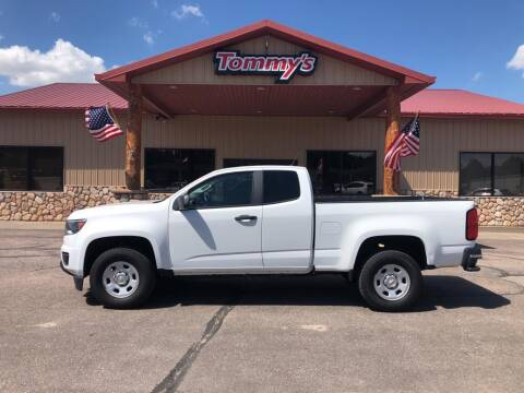 2015 Chevrolet Colorado for sale at Tommy's Car Lot in Chadron NE