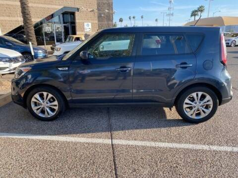 2015 Kia Soul for sale at Camelback Volkswagen Subaru in Phoenix AZ