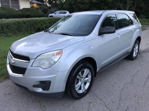 2011 Chevrolet Equinox for sale at Urban Motors llc. in Columbus OH