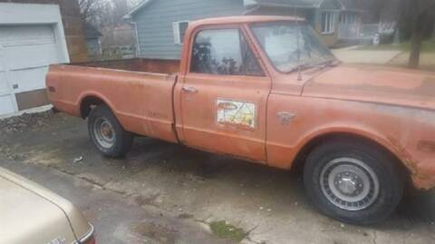 1968 Chevrolet C/K 20 Series for sale at Haggle Me Classics in Hobart IN