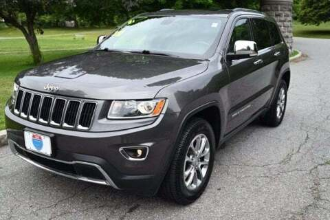 2014 Jeep Grand Cherokee for sale at 495 Chrysler Jeep Dodge Ram in Lowell MA