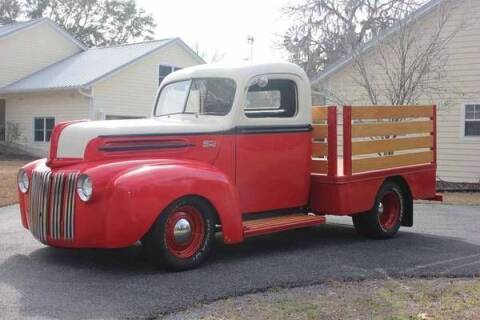 1947 Ford Custom for sale at Classic Car Deals in Cadillac MI