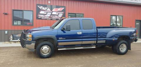 2002 GMC Sierra 3500 for sale at SS Auto Sales in Brookings SD