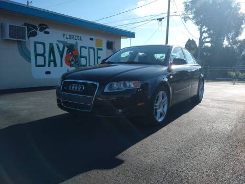 2005 Audi A4 for sale at BAYSIDE AUTOMALL in Lakeland FL