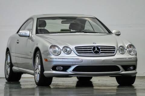 2006 Mercedes-Benz CL-Class for sale at MS Motors in Portland OR