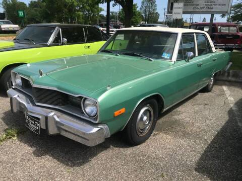 1975 Dodge Dart for sale at Black Tie Classics in Stratford NJ