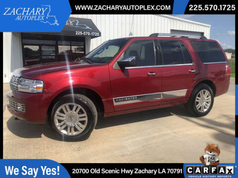 2014 Lincoln Navigator for sale at Auto Group South in Natchez MS