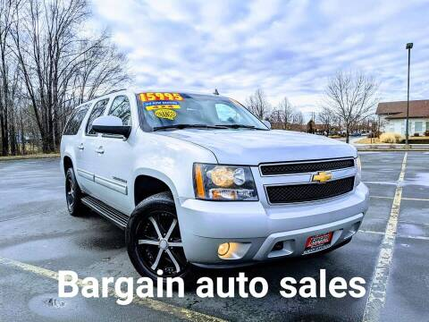 2011 Chevrolet Suburban for sale at Bargain Auto Sales LLC in Garden City ID