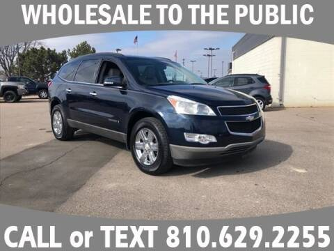 2009 Chevrolet Traverse for sale at Lasco of Grand Blanc in Grand Blanc MI
